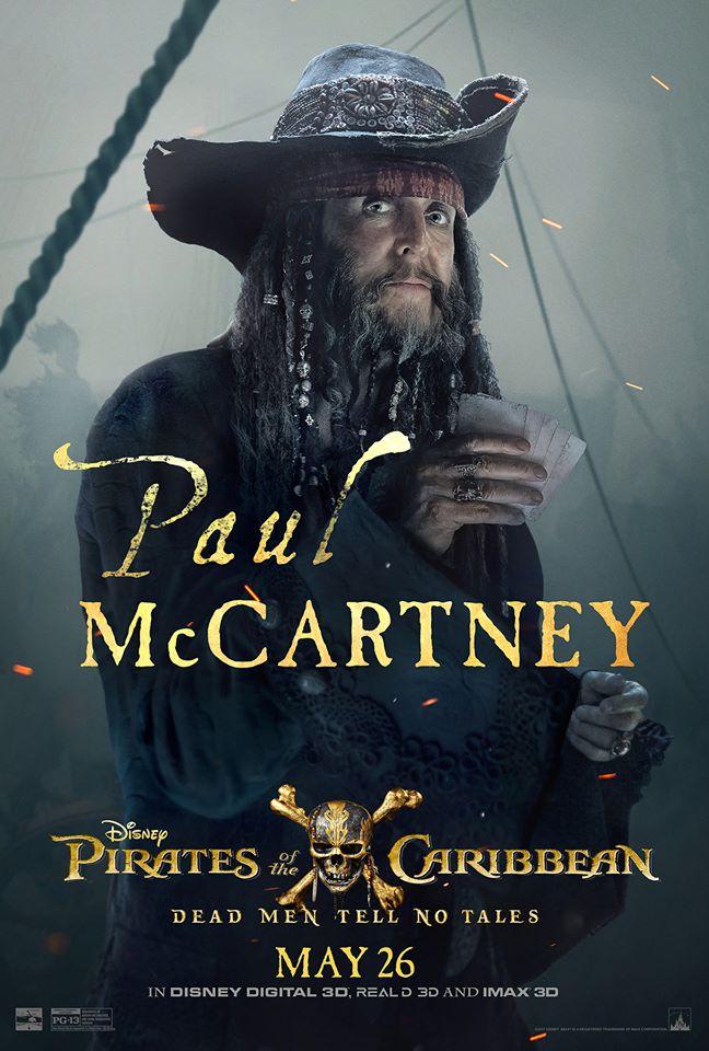 Փոլ ՄաքՔարթնի ծովահեն